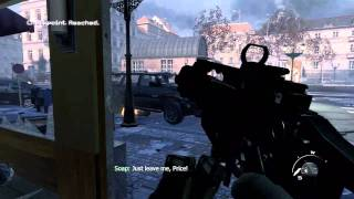 Call of Duty: Modern Warfare 3 - Walkthrough - Part 16 [Mission 12: Blood Brothers] (MW3 Gameplay)