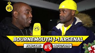 Bournemouth 1-1 Arsenal | We'd Be In A Relegation Battle Without Aubameyang! (Willo)