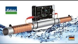 Vulcan 电子除垢系统 - 软水剂的环保替代品 (CN)
