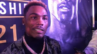 Charlo Heated Live After presser