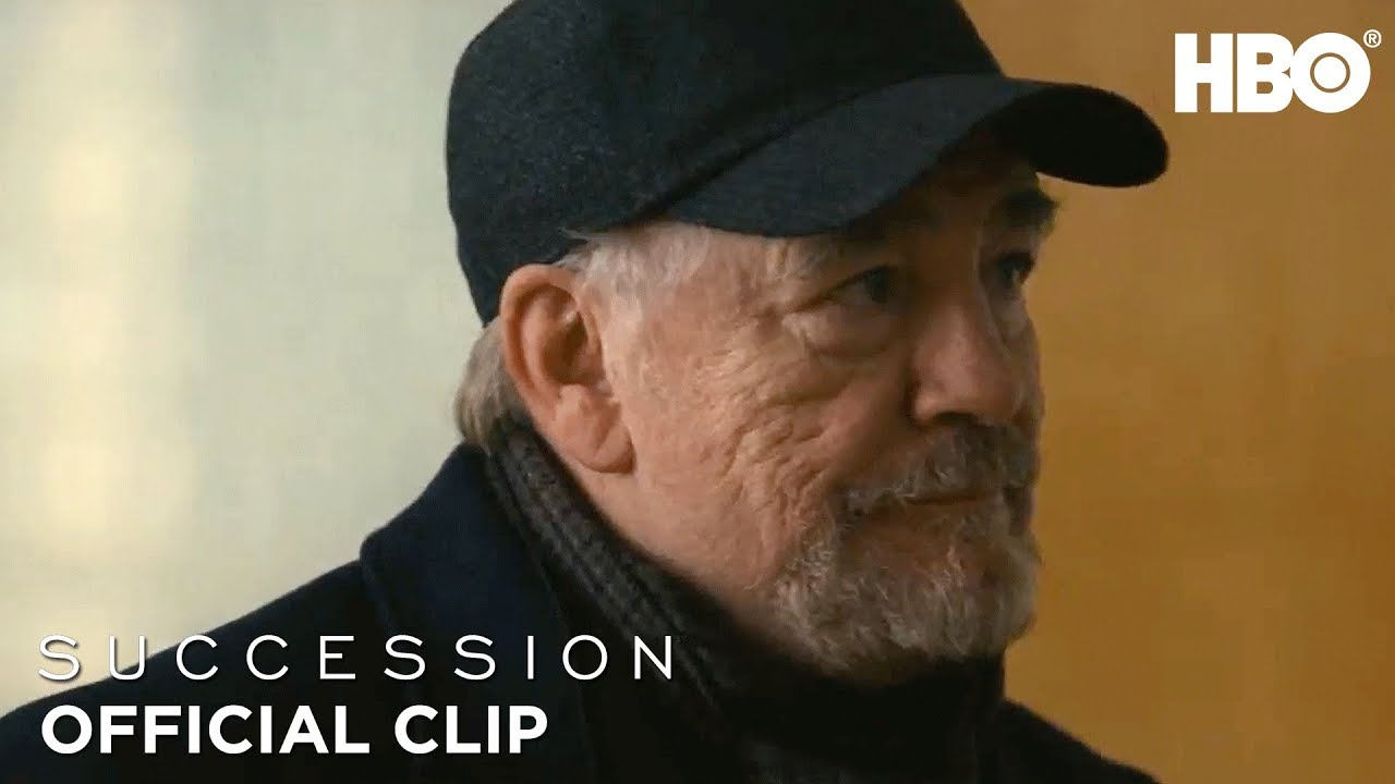 'Dad's Surprise' Ep. 1 Official Clip | Succession | HBO