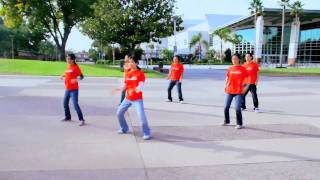 joyful joyful dance video sister act 2 by weapons of hope