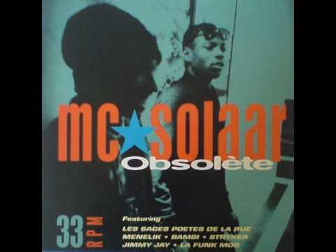 MC Solaar feat. Les Sages poetes De La Rue - Le Free Style D'Obsolete