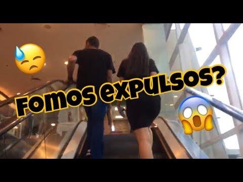 FOMOS EXPULSOS DO SHOPPING