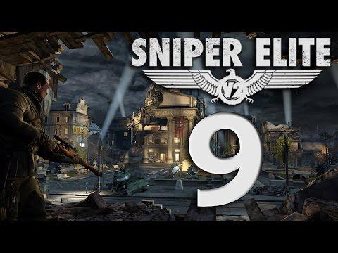 Sniper Elite V2 - E09 - Kopenick Launch Site - se Smudlou