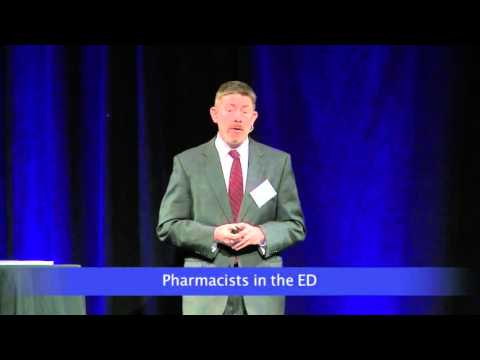 Create a World-Class Emergency Department - Pharmacists in the ED