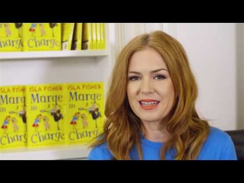 Isla Fisher Introduces Marge In Charge