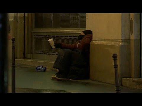 بروكسل تحتجز المشردين -خوفا على حياتهم-