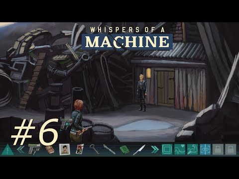 Whispers of a Machine Analytical Walkthrough Part 6 Problem with the baby