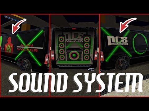 Car Parking Multiplayer - Car Sound System / Alan Walker / NCS / TUTORIAL