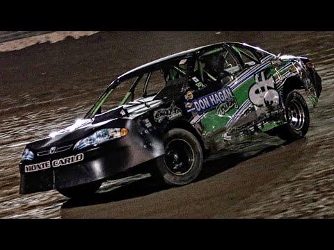 3/7/20 IMCA Stock Car Canyon Speedway Park Cody Center