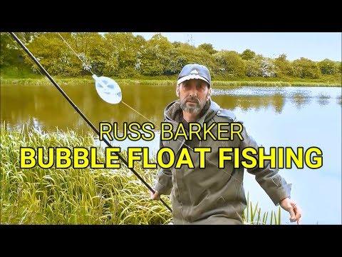 BUBBLE FLOAT FISHING BARNSLEY -  VIDEO 26
