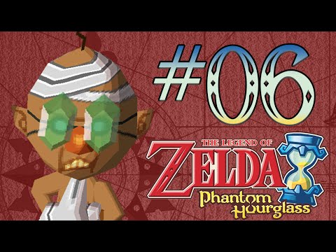 Let's Play TLoZ Phantom Hourglass 6: In fucina con Link