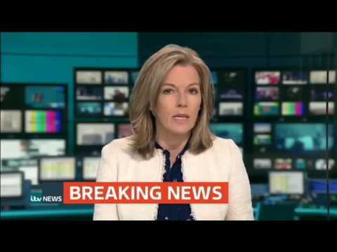 ITV Newsflash: Westminster Incident - 22nd March 2017