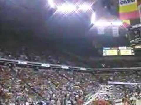 1997 NBA on NBC - Playoffs - Bulls vs. Hawks Game 3 Intro