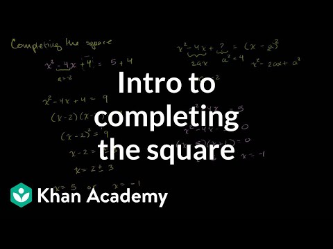 completing the square practice problems and answers pdf