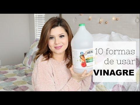 Vinagre: 10 formas de usarlo en la limpieza diaria (LIMPIEZA ECÓLOGICA Y ECÓNOMICA)