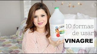 """Vinagre: 10 formas de usarlo en la limpieza diaria (LIMPIEZA ECÃ""""LOGICA Y ECÃ""""NOMICA)"""