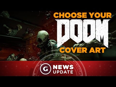 Vote for Doom's Alternative Cover - GS News Update