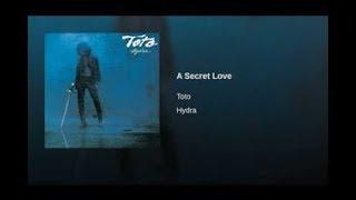 Toto - Secret love (lyric)