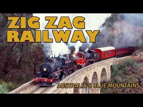 Zig Zag Railway - Australia