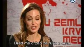 ANGELINA JOLIE - Exclusive interview for BHT 1 (14.02.2012.)