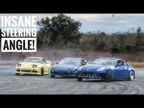 Drift Review EP.2 Stock 350z with WISEFAB!