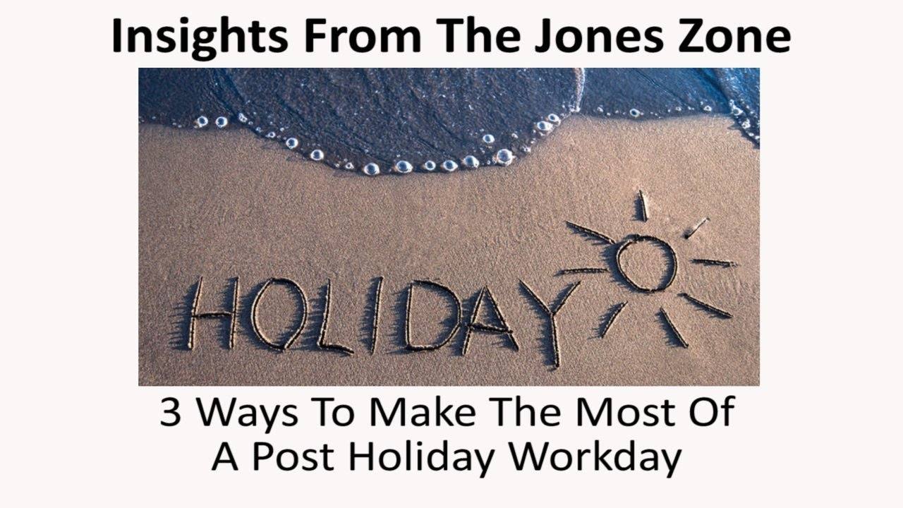 How to Make the Most of PostHoliday Sales