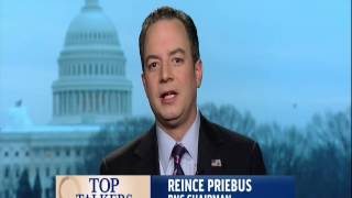 Reince Priebus on Scott Walker