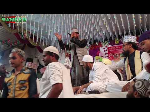MUBARAK HUSAIN MUBARAK 2018 | Apni Palkon Pe  NEW Naat HD 1080p  | From Antophill Wadala Mumbai