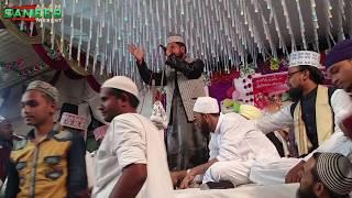 MUBARAK HUSAIN MUBARAK 2018   Apni Palkon Pe  NEW Naat HD 1080p    From Antophill Wadala Mumbai