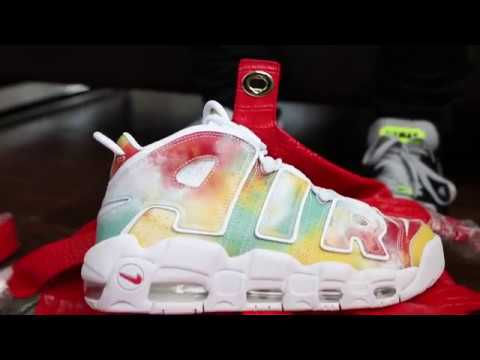 best service 126be 2ab3f Nike Air More Uptempo UK (Dope or Nope) + On Foot   Bag !