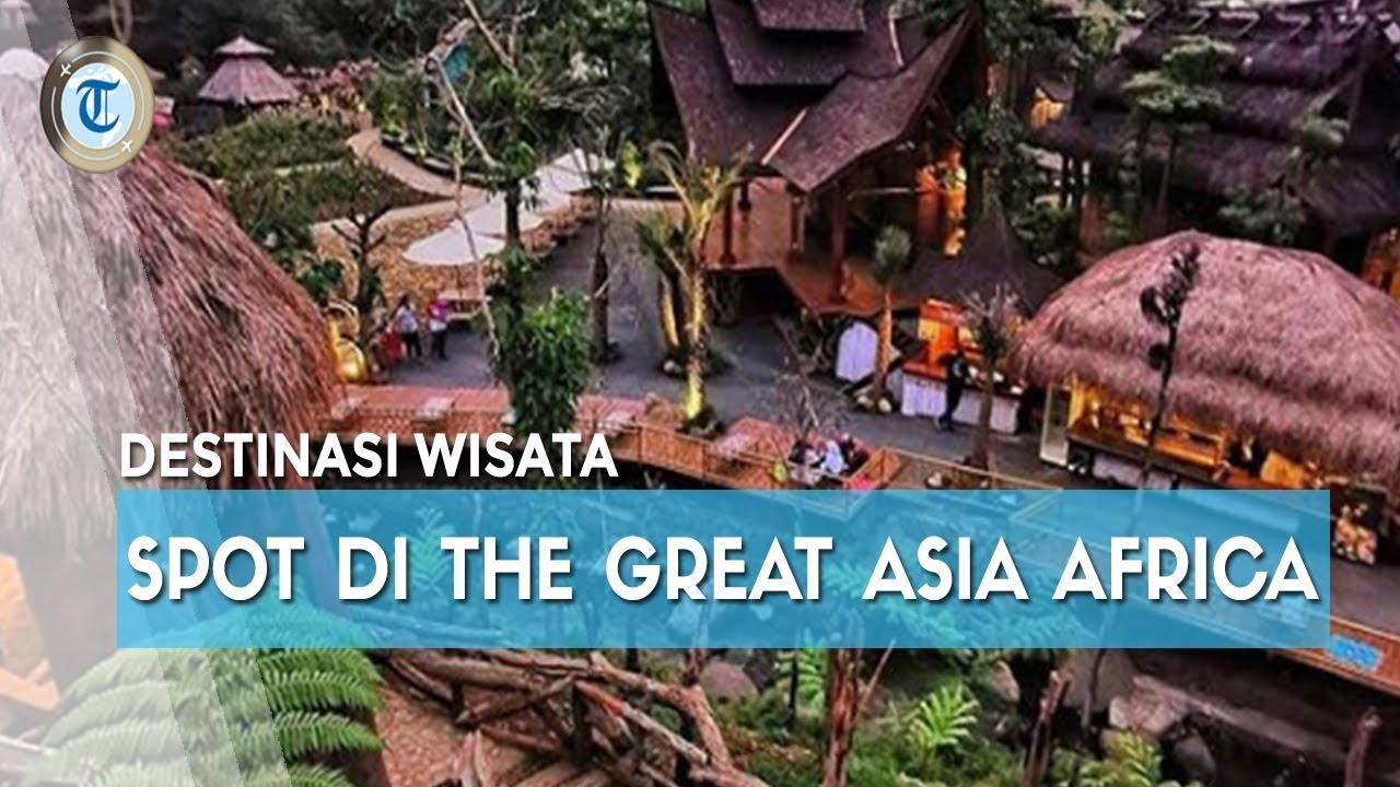 8 Spot Foto Kece The Great Asia Africa Tempat Wisata Di Lembang Bandung Yang Baru