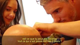 Interview Mathieu Husson- Paris,Octobre 2018