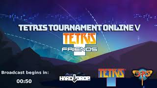 Tetris Tournament Online V - Grand Finals #tgm_series