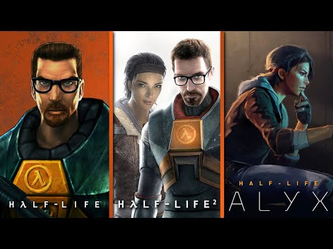 Reviewing EVERY Half-Life - Critical Nobody