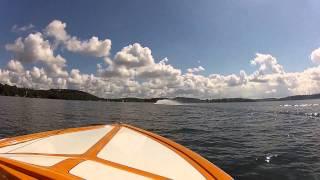 Bee-One Power Gear Skiboat