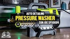 Auto Detailing Pressure Washer -  SUNJOE SPX9004 Pro First Look