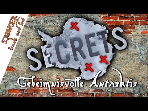 Geheimnisvolle Antarktis -
