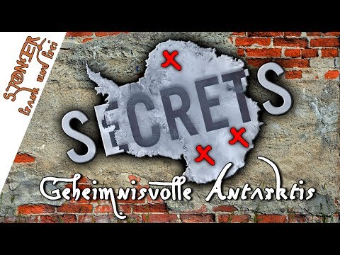 Geheimnisvolle Antarktis - STONER frank & frei #13