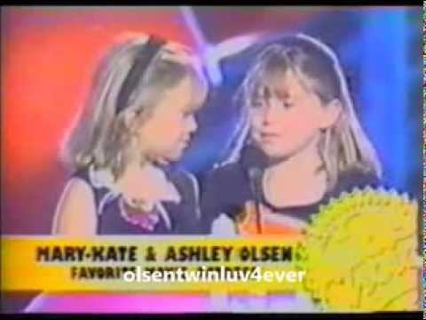 Mary-Kate & Ashley Olsen - Nickelodeon Kids