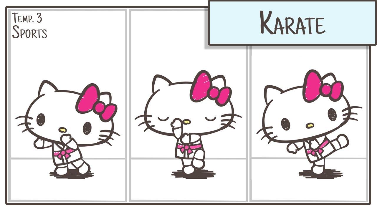Hello Kitty Fun   Karate - 3ª Temp. Sports / EP 05