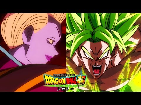 TRAILER 3 FILM DRAGON BALL SUPER: BROLY R脡ACTION ! WHIS VS BROLY ?! O脵 EST GOGETA ?? (DBS) - PLT#327