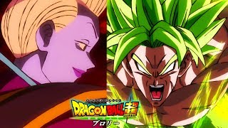 TRAILER 3 FILM DRAGON BALL SUPER: BROLY RÉACTION ! WHIS VS BROLY ?! OÙ EST GOGETA ?? (DBS) - PLT#327