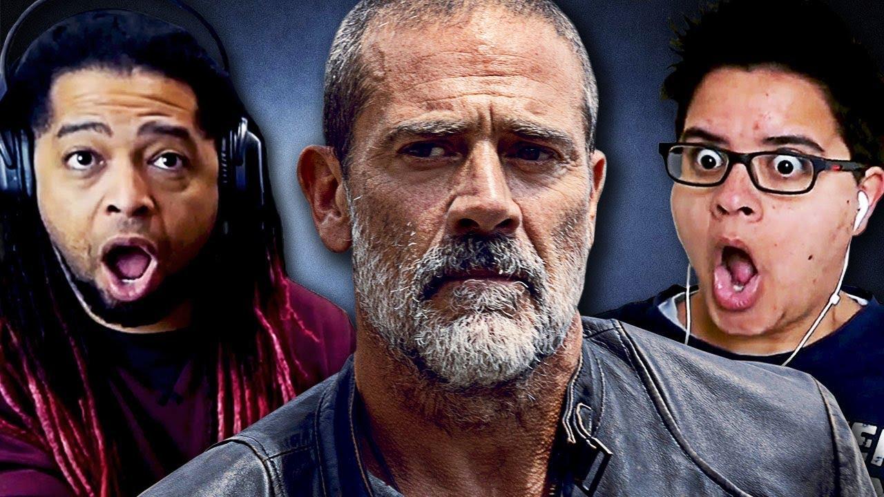 "Download Fans React To The Walking Dead Season 9 Episode 9: ""Adaptation"""