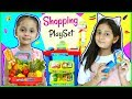 Anantya & Anaya PRETEND PLAY with Shopping Set... | #Toys #Review #MyMissAnand #ToyStars