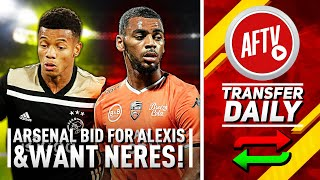 Arsenal Make To Make 3rd Bid For Alexis & Neres Wanted! | AFTV Transfer Daily
