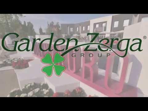 Garden Zerga fornitore ufficiale di VICENZAORO