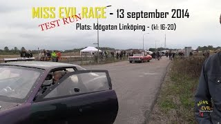 Miss Evil Race 13 sep 2014 - Linköping/Sweden