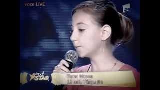 Elena Hasna interprète «Je suis malade» de Serge Lama